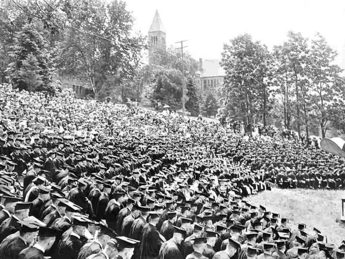 Cornell Graduation